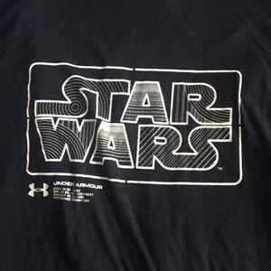 Under Armour Shirts - Star Wars Tee